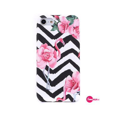 Flamingo Gardenia Case