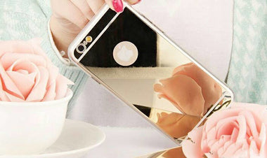 Luxury Mirror Case