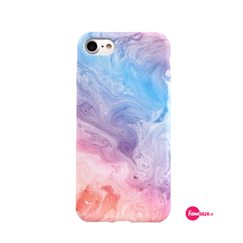 Cotton Candy Marble Case