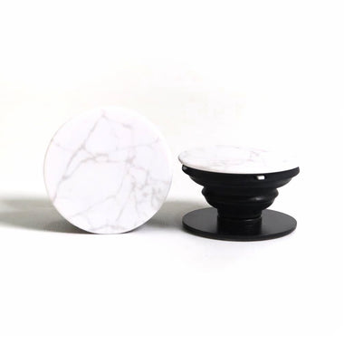 Grip Socket - White Universal Marble