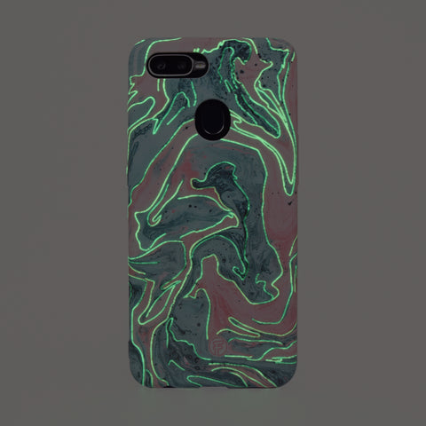New Mermaid Water Marble Other Case
