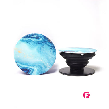 Grip Socket - Blue Pixie Marble