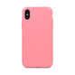Shining Baby Pink Plain Case