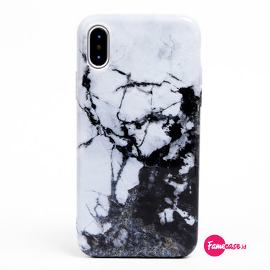 Onyx Stone Marble Iphone Case