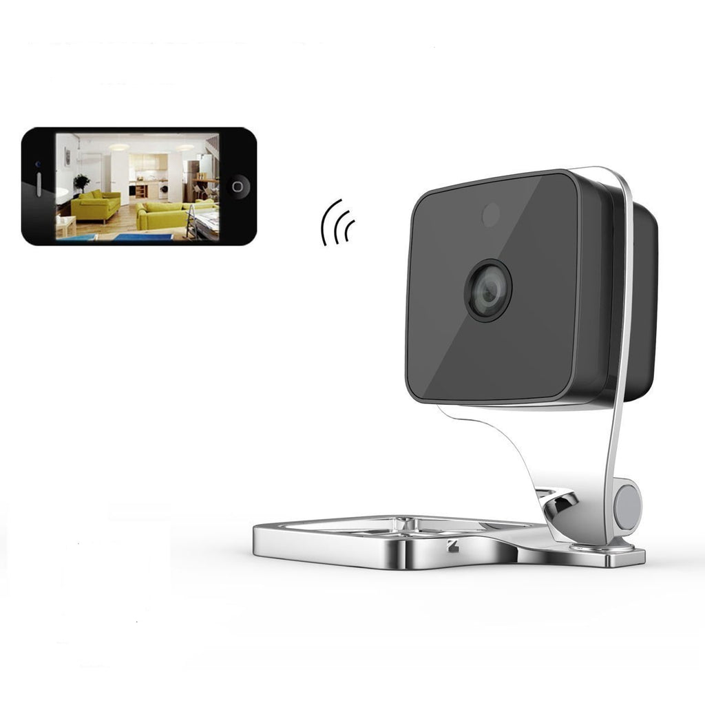 Wi-Fi Mini Video Camera with Night Vision