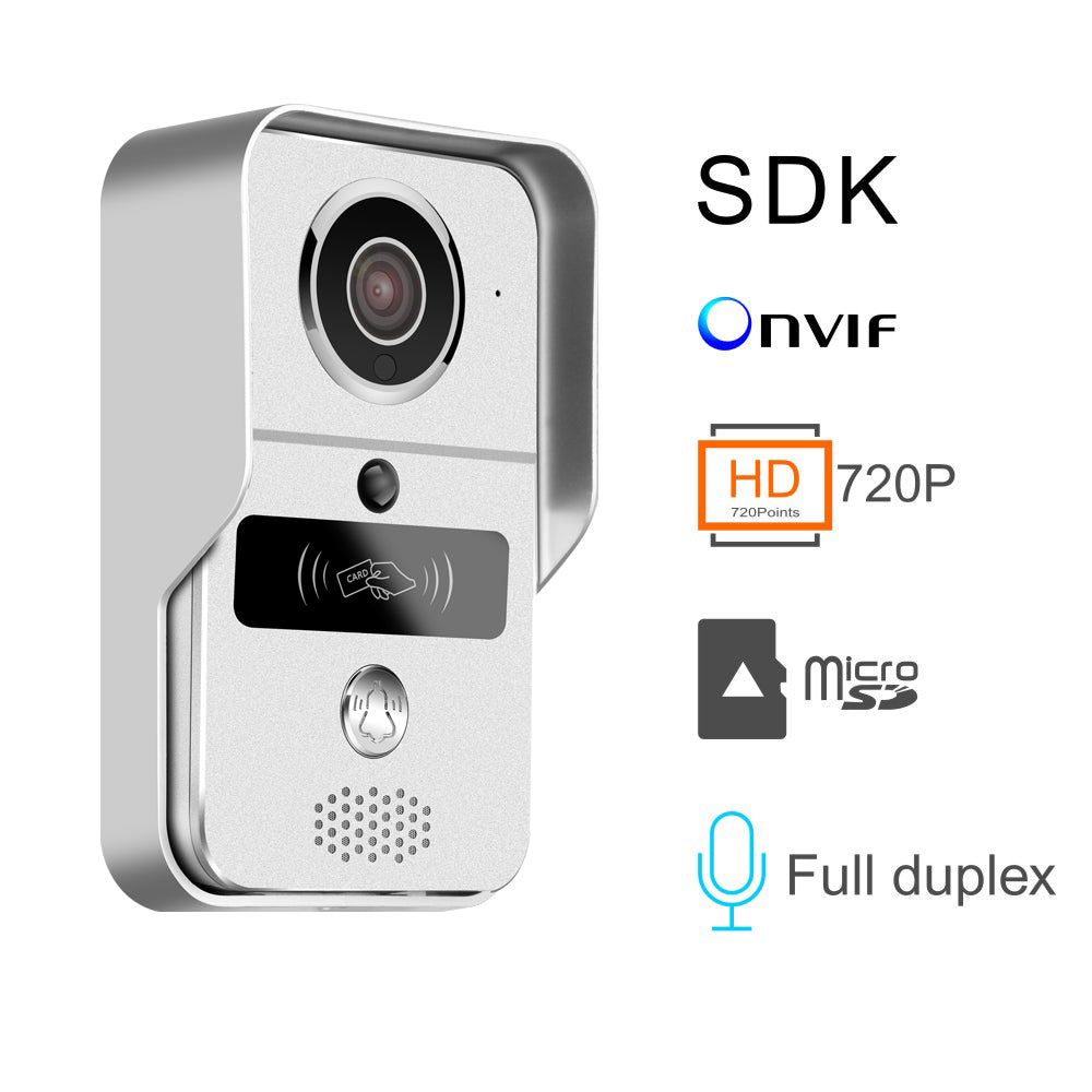 Wi-Fi Smart Video Door Bell
