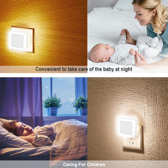 Wi-Fi HD Night Light with a Hidden Night Vision Camera