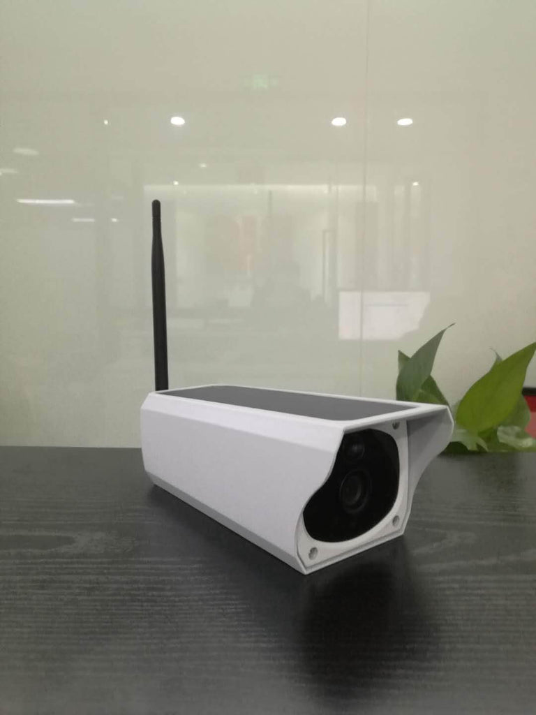 Solar Powered Wi-Fi Camera