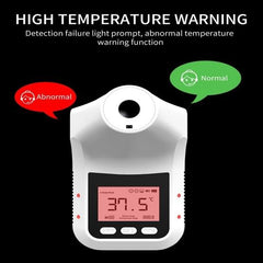 Handsfree Non-contact Forehead Infrared Thermometer