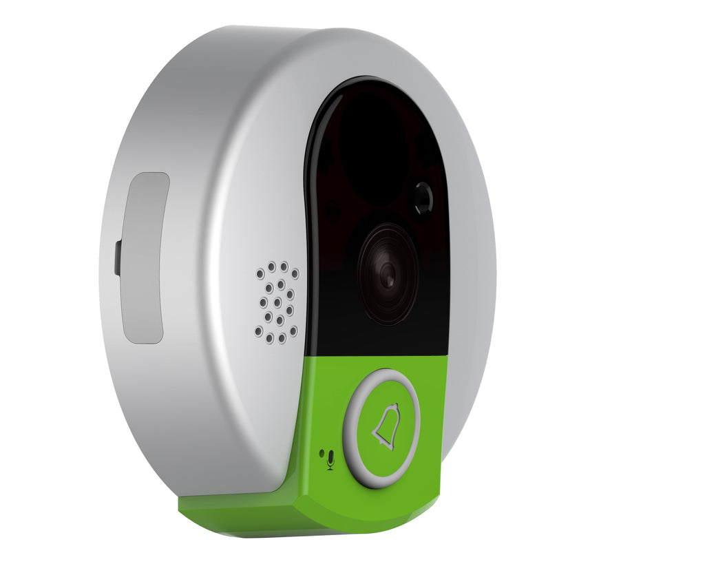 Wi-Fi Door Bell with Night Vision Camera