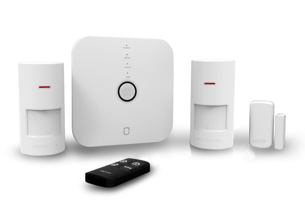 Wireless Wi-Fi Smart Home Alarm Security System