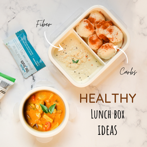 5 lunch box meals [healthy lunch ideas]