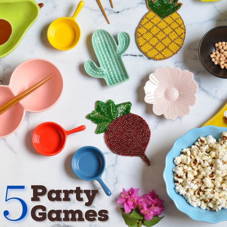 5 Party Games - Indoor Game Ideas for Winter 2020