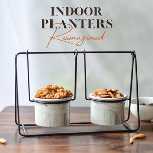 Indoor Planters Reimagined