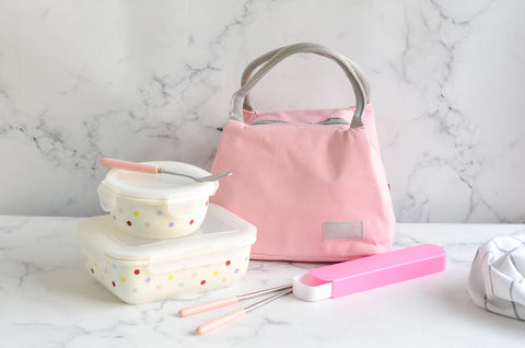 Lunch box with bag