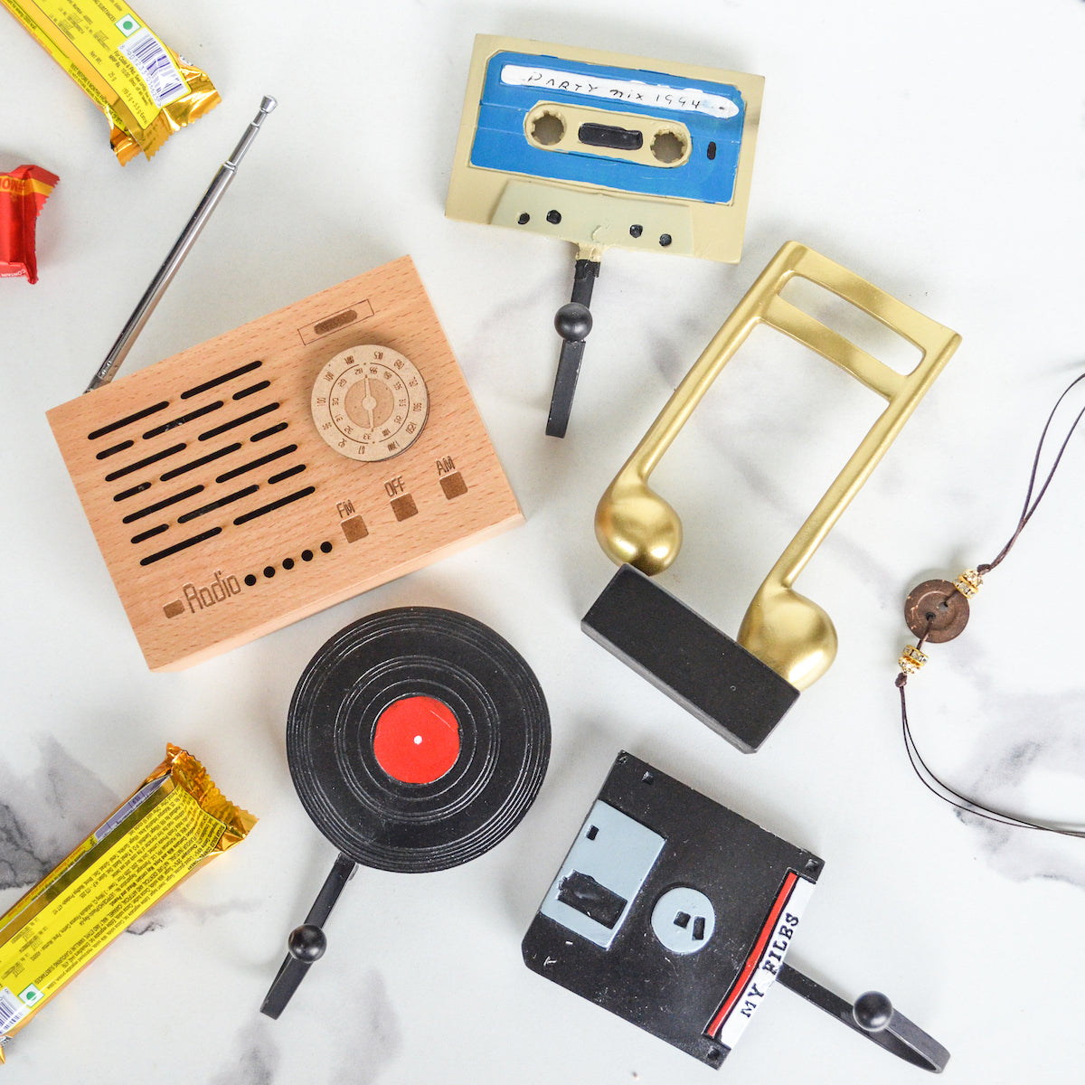 Rakhi Brother Gift Set - Music Lover