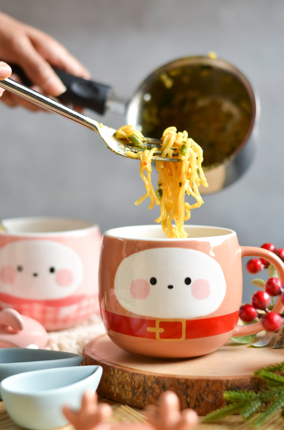 Noodles in Cup