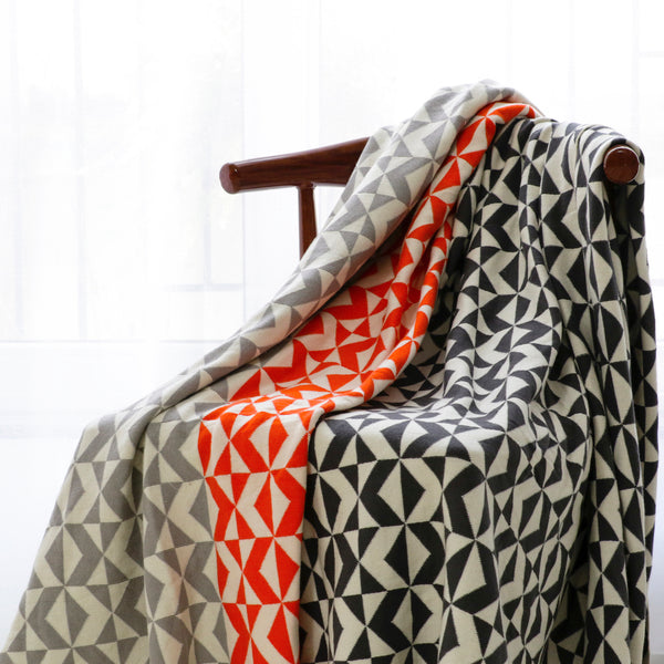 Cotton Throw Blanket