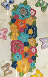 BEADS Floral Runner - Colourful