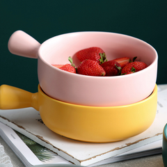 Baking Bowl with Handle