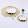 Beige Table Mat Large