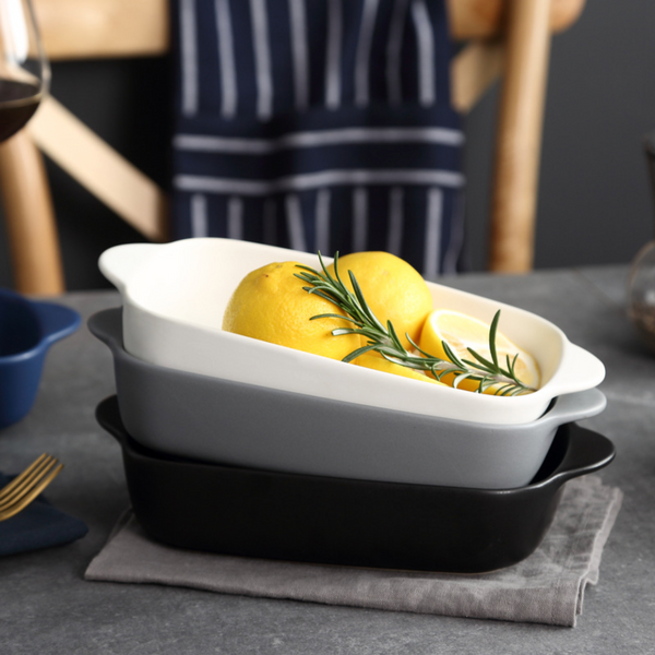 Black Baking Dish
