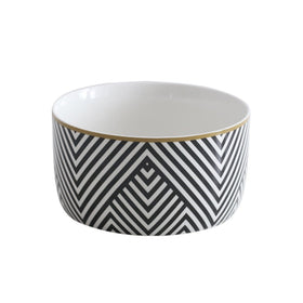 Black and White Bowl