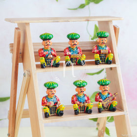Musician Showpieces - Set of 6