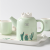 Cactus Tea set