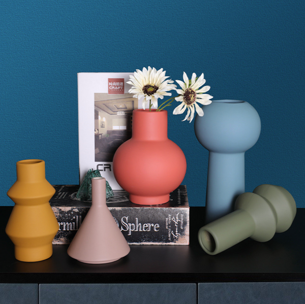 Ceramic Flower Vases