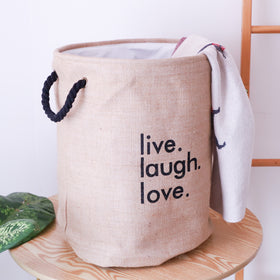 Cotton Laundry Bag