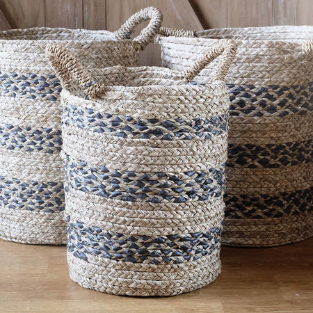 ECO Woven Basket- Set of 3