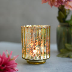 Golden Glass