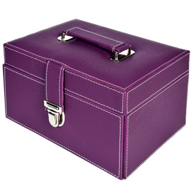 GLAM Organiser Storage Box - Purple Pink Kit