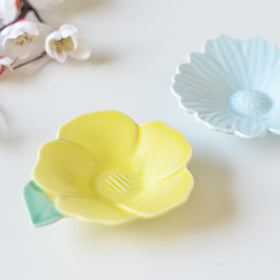 Flower Shape Plate