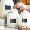 Airtight Jars Black