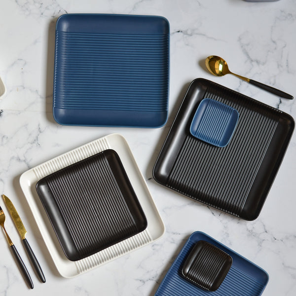 Square Dining Plate