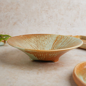 Earthy Serving Bowl
