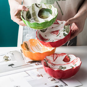 Modern Ceramic Fruit Bowls