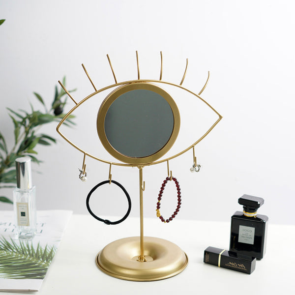 Gold Eye Mirror