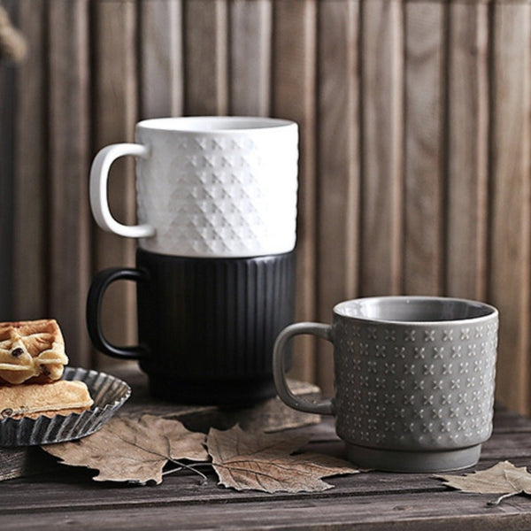 Grey Coffee Mug