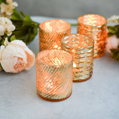 Hurricane Candle Holders