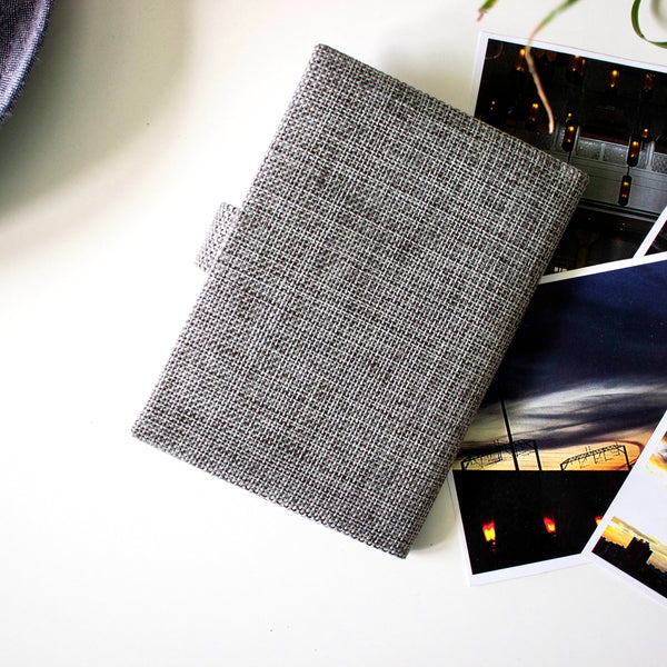 Passport Cover - Grey - Nestasia Home Decor