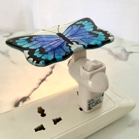 Butterfly Night Lamp - Blue