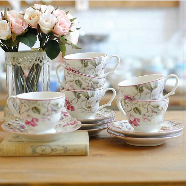 GISELLE Cup and Saucer Set