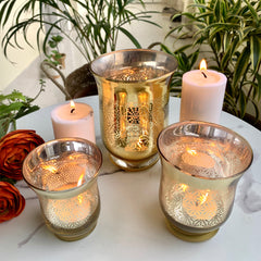 MAGNIFIQUE Candle Holder - Set of 3