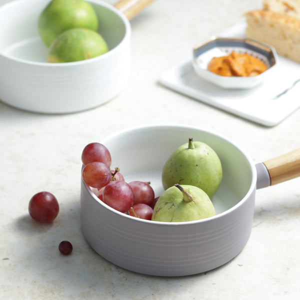 soup bowls with handle