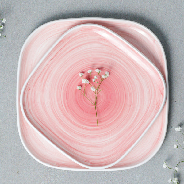 Pink Side Plate