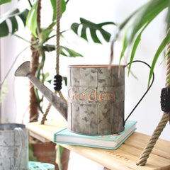 "FLORA ""Garden"" Watering Can Vase - Copper - Nestasia Home Decor"