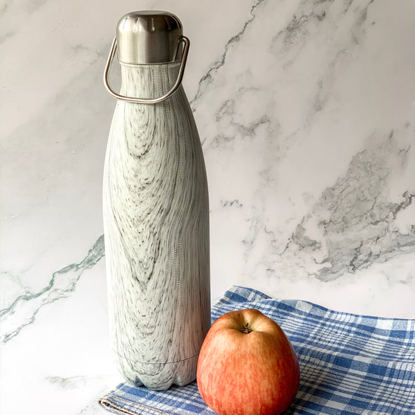 MAGNIFIQUE water bottle - Marble - Nestasia Home Decor